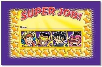 * SUPER JOB INCENTIVE PUNCH CARDS by MotivationUSA
