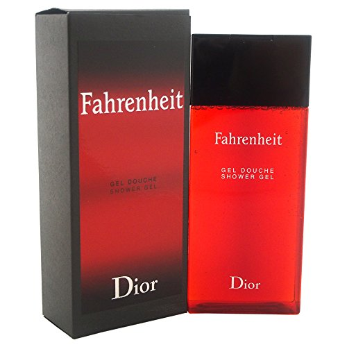 Price comparison product image Christian Dior Fahrenheit Men's Shower Gel,  6.8 Ounce