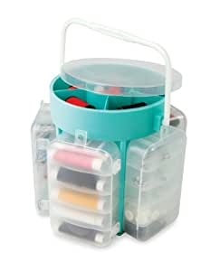 Meridian Point 210-Piece Portable Sewing Accessories Caddy