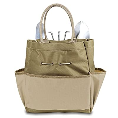 Picnic Time Garden Tote with Tools