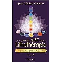Le coffret ABC de la lithothérapie - Le livre + les 7 pierres des chakras