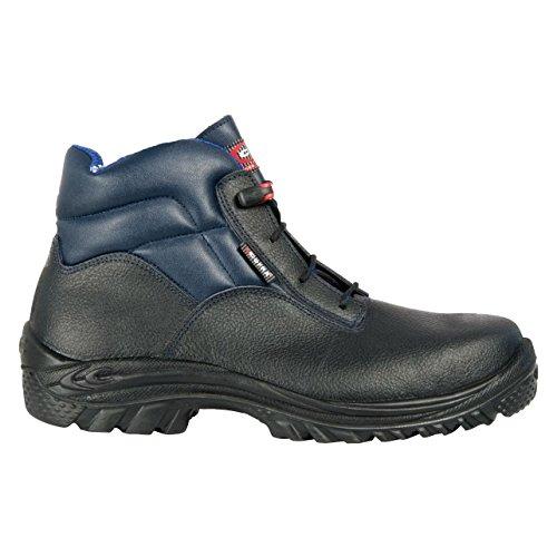 Cofra Trieste S3SRC–zapatos de seguridad talla 46NEGRO
