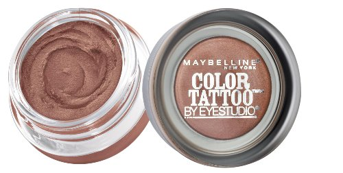 Maybelline 24 Hour Eyeshadow, Bad To The Bronze, 0.14 (0.14 Ounce Shadow)