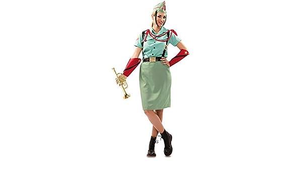 Disfraz de Legionaria Española para mujer: Amazon.es: Juguetes y ...