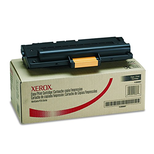 XEROX 113R00667 Toner/drum cartridge for xerox workcentre pro pe16, black (Workcentre Pe16 Laser Printers)