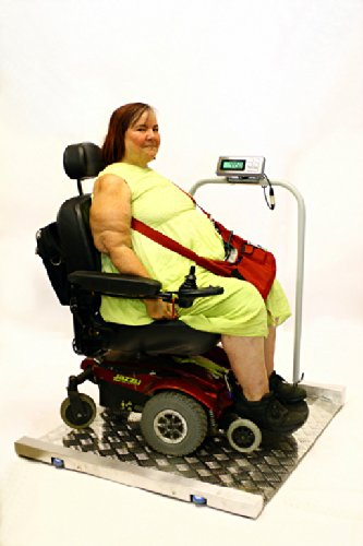 Digital Wheelchair Scale - 3