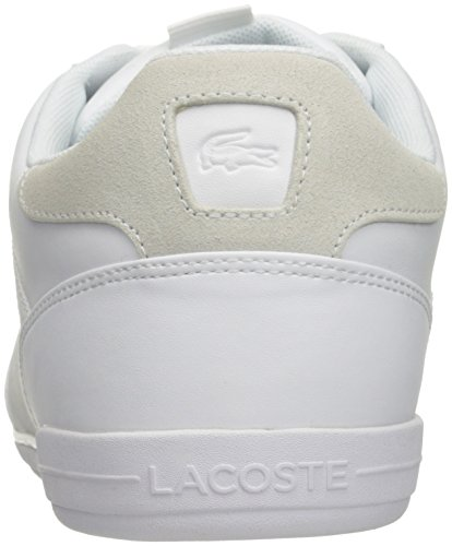 Lacoste Mens Giron 416 1 Spm Fashion Sneaker Bianco
