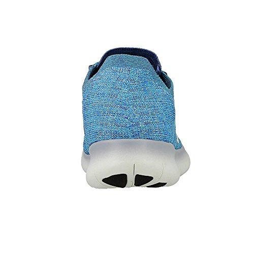 Nike Free Corsa Oceano Donna Blu Scarpe Wmns da Brilla 404 Bianco Flyknit Nebbia RN rBYrwq5