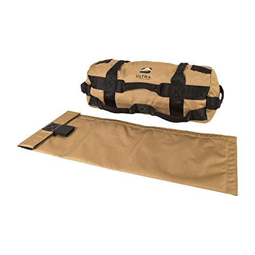 Ultra Fitness Gear Sandbags, Heavy Duty Workout Sand-Bag for Functional Strength Training, Dynamic Load Exercises, Crossfit, WODÕs, General Fitness and Military Conditioning