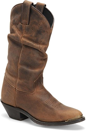 Dobbel H Womens 11 Slentre Boot Tan Gal Hest