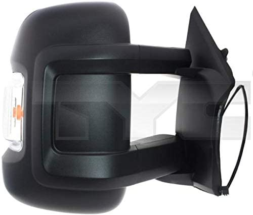 Aftermarket FT9307423-5576 Electric Heated Indicator Bras Medium Right Driver Side Wing Mirror