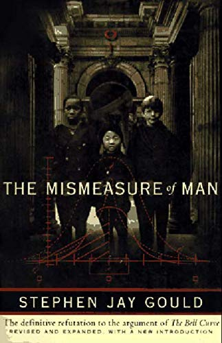 The Mismeasure of Man (Revised & Expanded) Stephen Jay Gould - Paperback