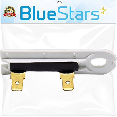3392519 Dryer Thermal Fuse Replacement part by Blue Stars - Exact Fit for Whirlpool & Kenmore Dryers - Replaces 3388651, 694511, 80005, WP3392519VP