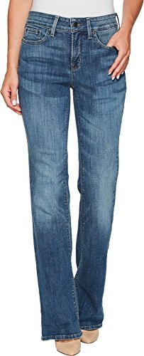 NYDJ Women's Barbara Bootcut Jeans, Newton, 6 by NYDJ