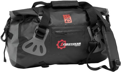 Firstgear Torrent Waterproof Duffel Bag (25L) (Black)