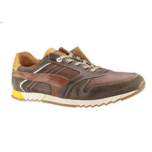 01 Marrone 1176 marrone Uomo Desmond Sneaker Australian 15 68qEWwC