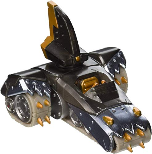 Skylanders SuperChargers Vehicle Character 4 Pack Bundle - Jet Stream , Stealth Stinger , Shark Tank , Burn Cycle - Air , Life , Earth , Fire Kit by Skylanders Activision (Image #4)