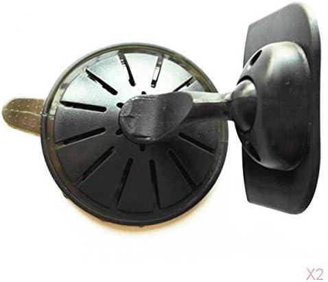 H HILABEE 車用 吸引カップ マウント GPSホルダー 取り付け簡単 360度ボール トムトムV2 V3対応