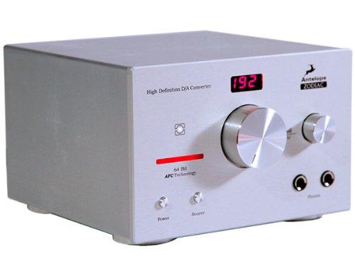 Antelope Audio ヘッドホンアンプDAC ZODIAC SILVER B005EJOUNA