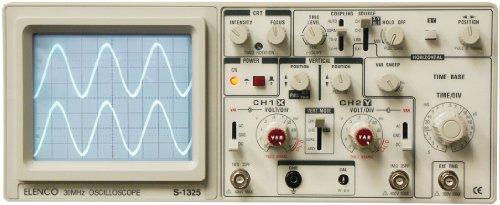 (Oscilloscope, S-1325 25mhz - S-1325)