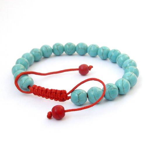 OVALBUY Crafted Buddhist Bracelet Meditation