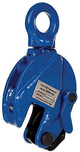 Vestil EPC-10 Vertical Plate Clamp, 0.60