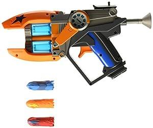 Amazon.com: SLUGTERRA Double Barrel Blaster: Toys & Games Slugterra Double Barrel Blaster