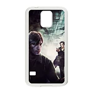 silent hill downpour Samsung Galaxy S5 Cell Phone Case White DA03-171762