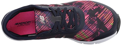 Pigment Velocity Balance Striped New 711 Graphic Azul Fitness Running Zapatilla w6Tqn8Yx