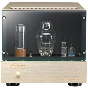 フェーズメーション 管球式モノラルパワーアンプ【1台】Phasemation MA-1500 B0788BCJCQ