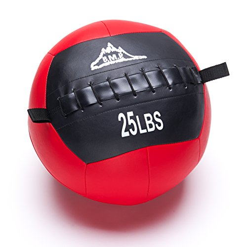 Black Mountain Products Fitness Slam Ball for Strength and Endurance Training, 25 lb