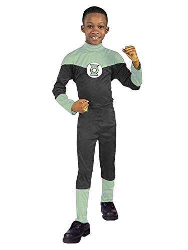Justice League Green Lantern Hal Jordan Boy's Costume (SMALL) by Rubie's