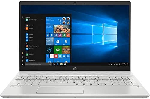 "HP Pavilion Laptop, 15.6"" Full HD IPS Touchscreen, tenth Gen Intel Core i5-1035G1 Processor as much as 3.60GHz, 12GB RAM, 512GB PCIe NVMe SSD, Backlit Keyboard, HDMI, Wireless-AC, Bluetooth, Windows 10 Home"