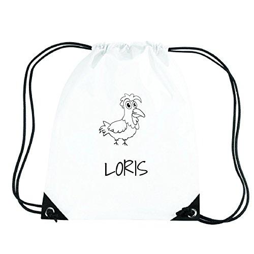 JOllipets LORIS Turnbeutel Sport Tasche PGYM5655 Design: Hahn 3Qw78iZS