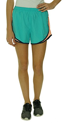 [Nike Tempo Printed Dri-Fit Running Shorts Lt Retro/Sunset Glow X-Large] (Dri Fit Tempo Running Shorts)