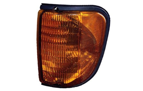 Ford Econoline Driver Side Replacement Turn Signal Corner Light (Light Ford Corner Econoline E-150)