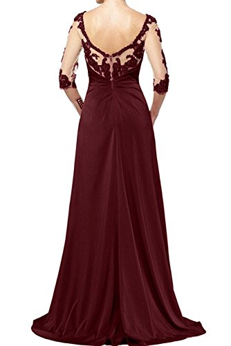 Brautmutterkleider Weiß Marie Langarm 4 Promkleider Braut Langes 3 mit Spitze Festlichkleider Abendkleider La 1tx7avqwd7