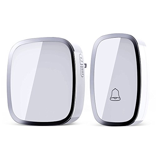 Modern Illuminated Doorbell Button - 5