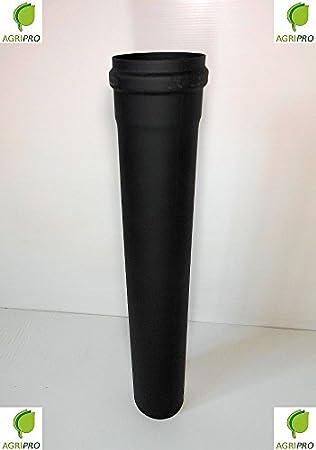 Tubo Desagüe Caperuza diámetro 80 cm 50 para estufa de pellets caña liberación: Amazon.es: Bricolaje y herramientas