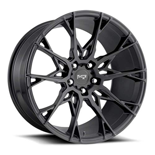 22X9.0 Niche Sport Series Staccato M183 Wheel 25Mm Conical Lug Type 5X120