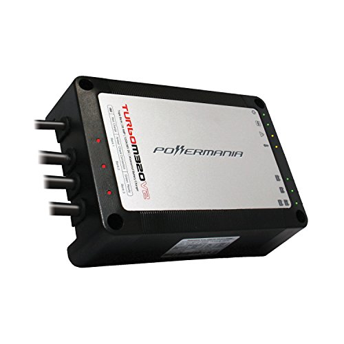 Powermania Turbo M230V2 waterproof battery charger (Dual Bank, ()