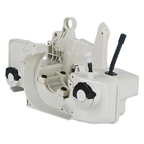 Xigeapg Oil Fuel Gas Tank Crankcase Engine Housing Fit For 023 025 Ms 230 Ms 250 Saw ()