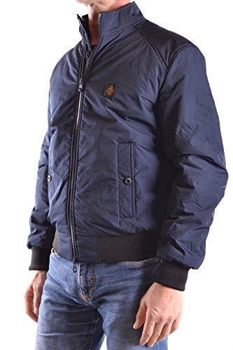 Refrigiwear Homme MCBI254088O Bleu Polyester Blouson