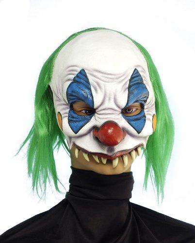 Forum Novelties 60199 Scary Clown Mask