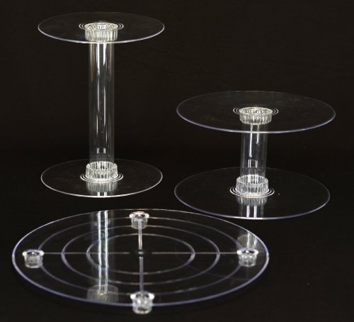 Three Tier Cake Stands Buy