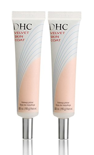 DHC Velvet Skin Coat, Pack of 2, 0.52 oz. Net wt. x (Dhc Velvet Skin Coat)