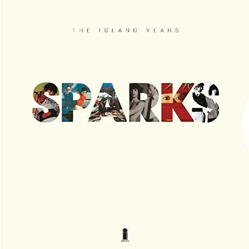 The Island Years [5 LP][Box Set] by VINYL