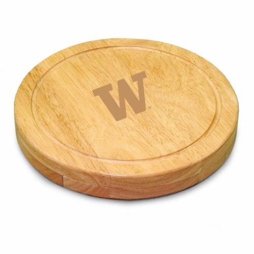 PICNIC TIME NCAA Washington Huskies Circo Cheese (Washington Huskies Laser)