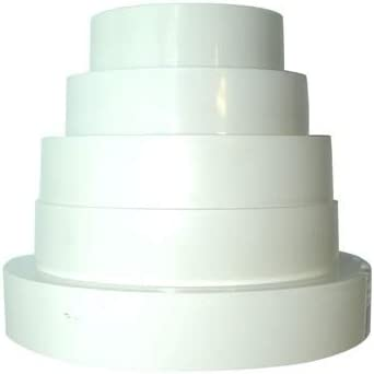 80//100//120//125//150mm Adattatore Universal Winflex PVC