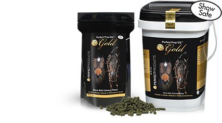 Perfect Prep EQ Gold Pellets - 5lbs by Perfect Prep